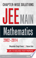 Chapter-wise Solutions: JEE Main Maths